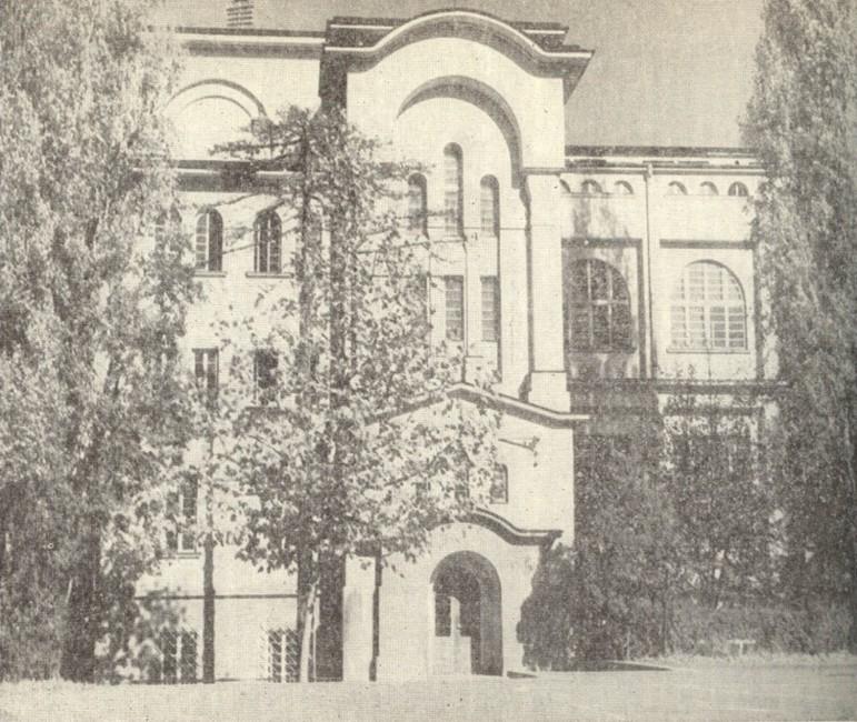 [Stara zgrada DIF-a]